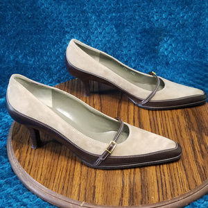 Cole Haan Country Heels Size 8 1/2 B | Cat's Paw